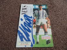 West Bromwich Albion v Grimsby Town, 1993/94